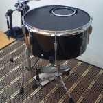 Snare-in-bass drum