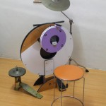 Thinline bass drum