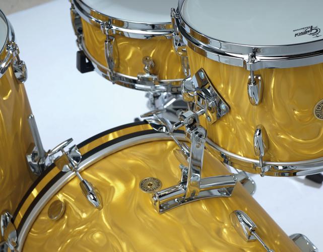 gretsch anniversary bop drum kits compactdrums. Black Bedroom Furniture Sets. Home Design Ideas