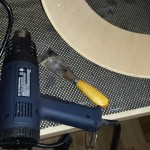 Heat Gun Drum Wrap removal instructions