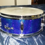 All done! Drum Wrap Instructions