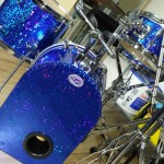 Look Strange? Tiny DIY Drum Kit