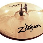 "13"" ZBT Hi Hat - Mini Ride Cymbals"