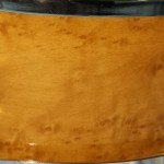 Walopus Wood Grain Birds Eye Maple Drum Wrap