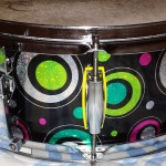 Walopus Altered States 60's LDS Drum Wrap