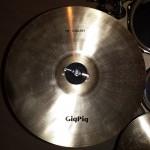"""GigPig 10"""" Crash Cymbal"""