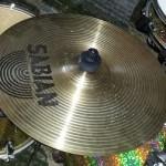 Abundant Mini Ride Cymbals