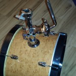 DW Tom Holder - Birds eye DIY Mini Bop Drum Kit