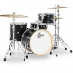 Flat Black Gretsch Catalina Club Jazz Review