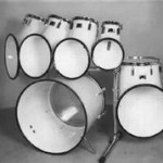 Someone's Holy Grail Drum Kit