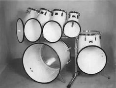 Quest For The Holy Grail Drum Kit Compactdrums