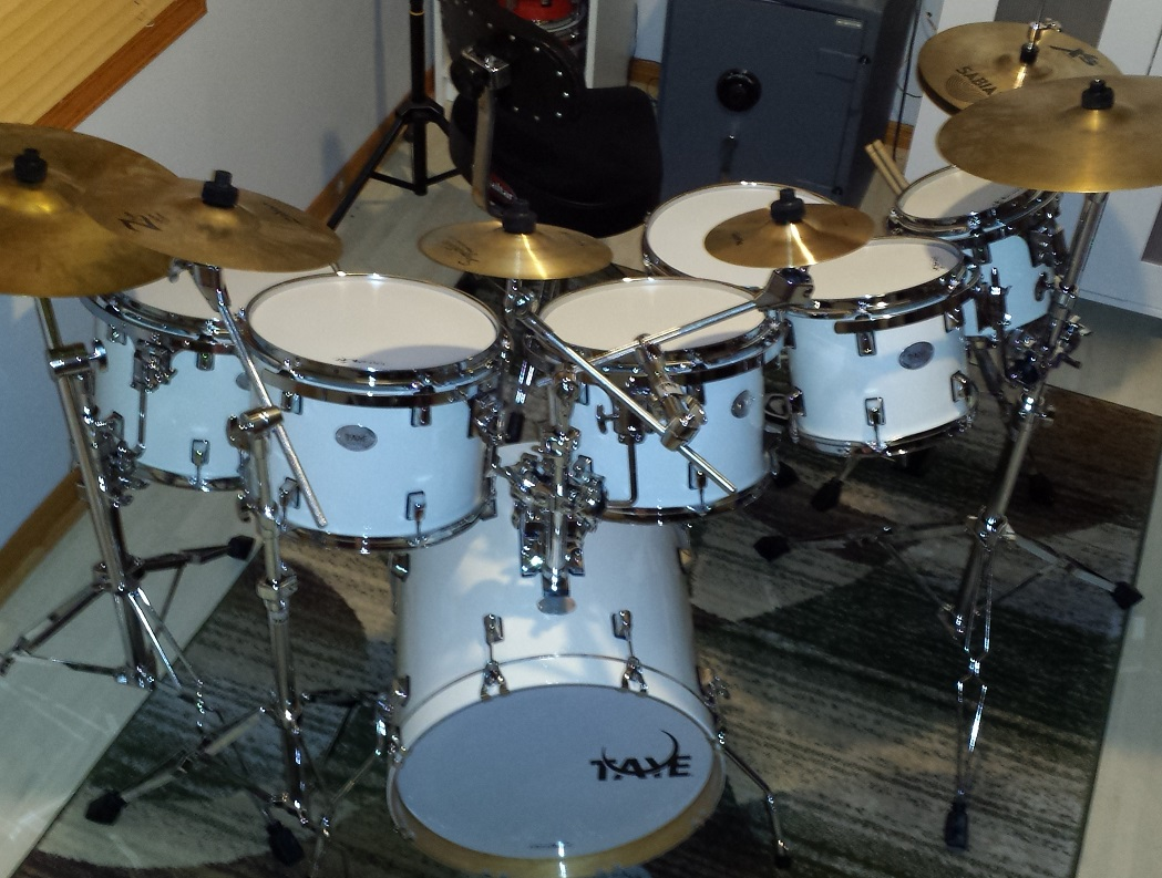 Exhaustive Taye StudioBirch Review - CompactDrums