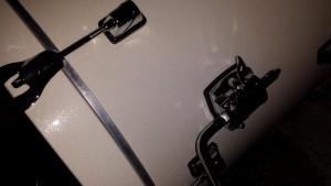 PocketHinge bracket & Articulated Claw Hook