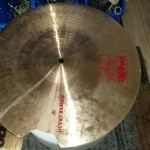 Repaired Paiste Crash