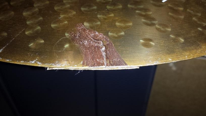 Salvage & Repair Cracked Cymbals - CompactDrums