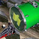 The Bass Drum DIY Compact Drum Kit