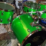 Lean 'n Green DIY Compact Drum Kit