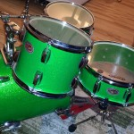 DIY Compact Drum Kit