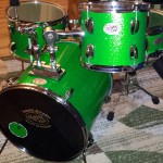 Groovy DIY Compact Drum Kit