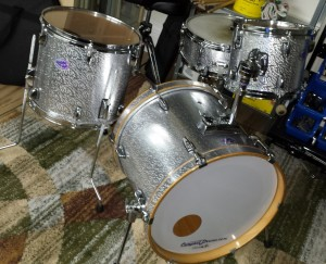 DIY Bop Drum Kit Restomization