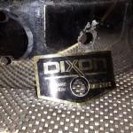 Un-harmed badge - Wrap Steel Snare Drum
