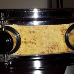 Wrapped Steel Snare