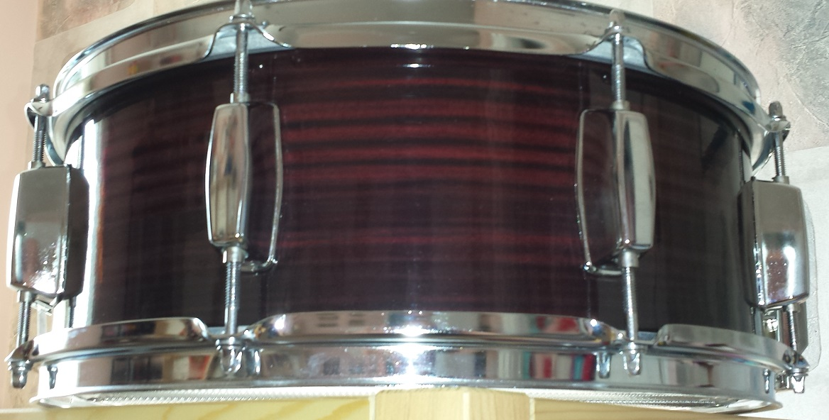 Could you Wrap a Steel Snare Drum? - CompactDrums