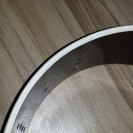 Bearing Edges Finished DIY Snare Drum Optimization