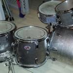 DIY Double Down Jungle Drum Kit