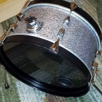 Finished Bass Drum