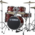 Yamaha Manu Katché Signature Cranberry Red