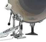 Floating Bass Drum