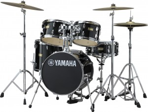 Yamaha Manu Katché Signature Raven Black