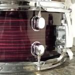 Elaine's Rosewood Snare Drum