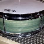 "The 12"" Snare - DIY Cafe Drum Kit"