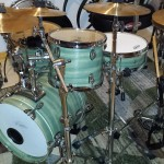 DIY Cafe Drum Kit