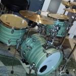 DIY Cafe Drum Kit