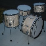 Nice 4-piece Drum Kit
