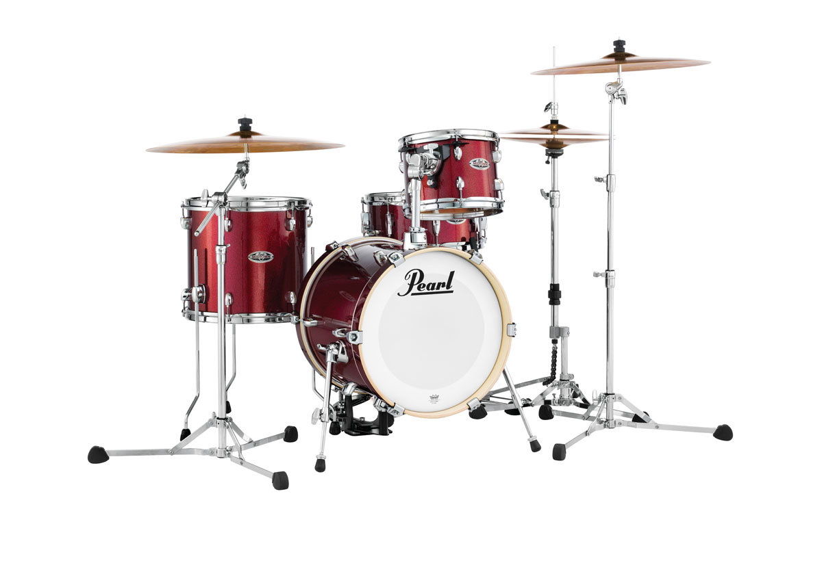 Detailed Pearl Midtown Review - CompactDrums