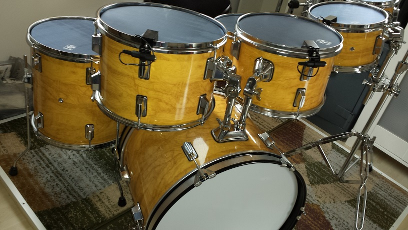 DIY Hybrid Drum Kit